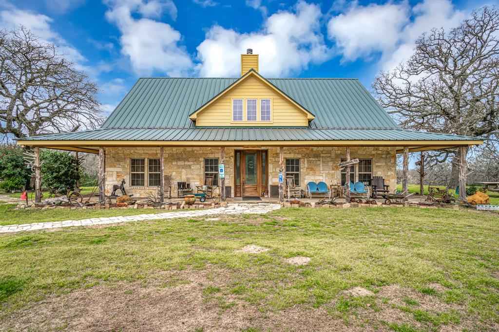 185 F County Road 353, Oakwood, TX 75855