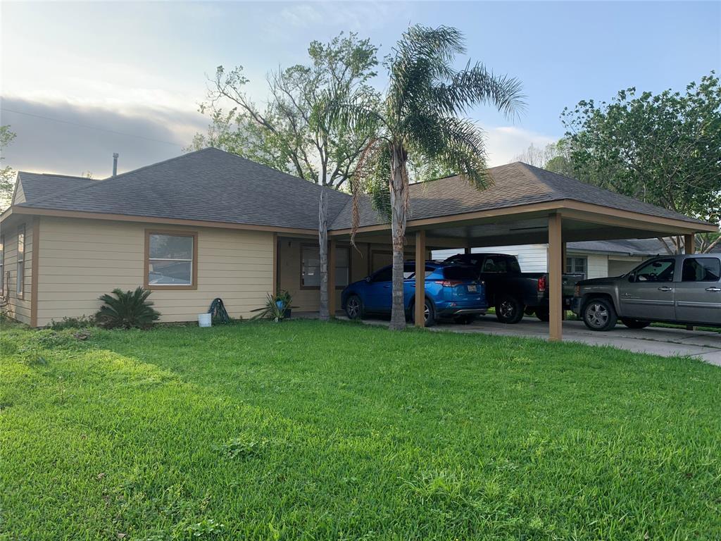 1303 Craig Drive, Galena Park, TX 77547