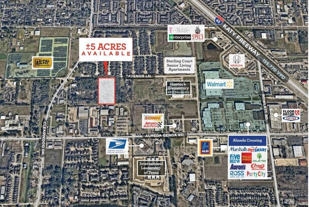 9622 Tavenor Lane, Houston, TX 77075