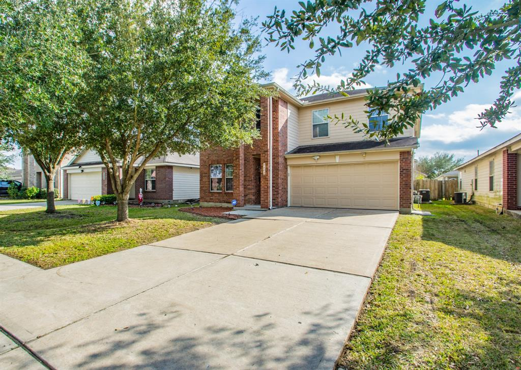 9302 Wolcott Park Lane, Houston, TX 77075