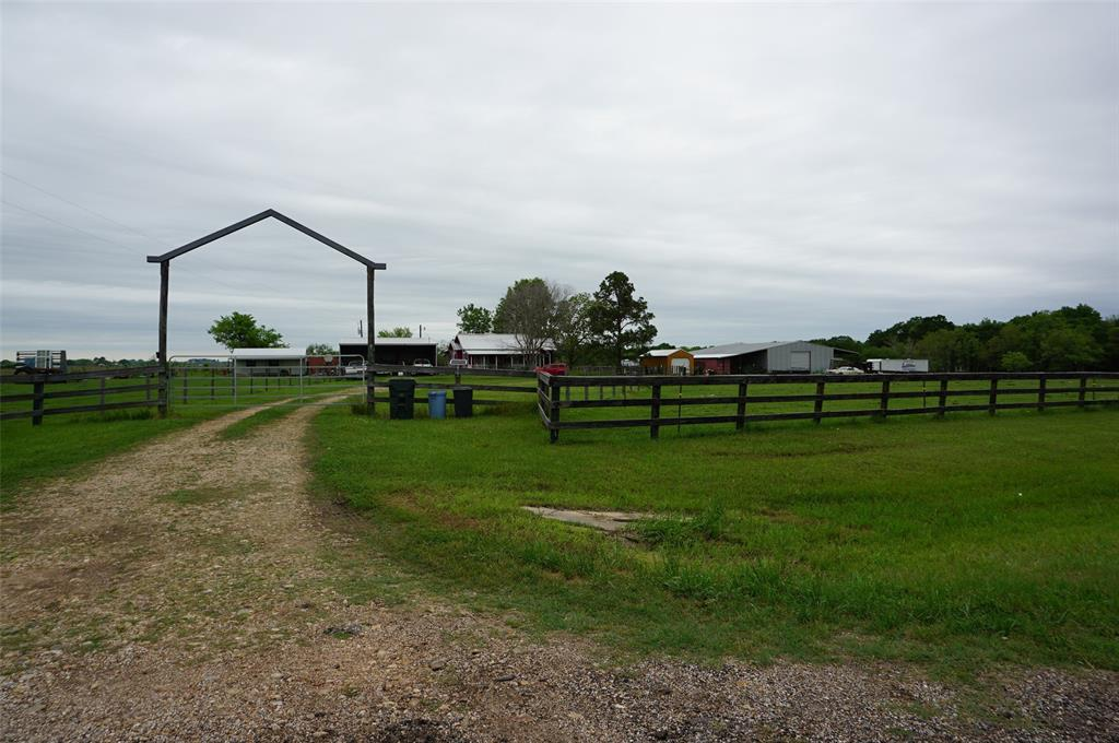 20.825 acres with 44'x78' Barn (with 20' overhang on each side), 24'x36' Barn (2016) and 14'x28' (2016) Barn. One Acre Pond. Seasonal Creek runs through the center of the property. Home was built in 1950.