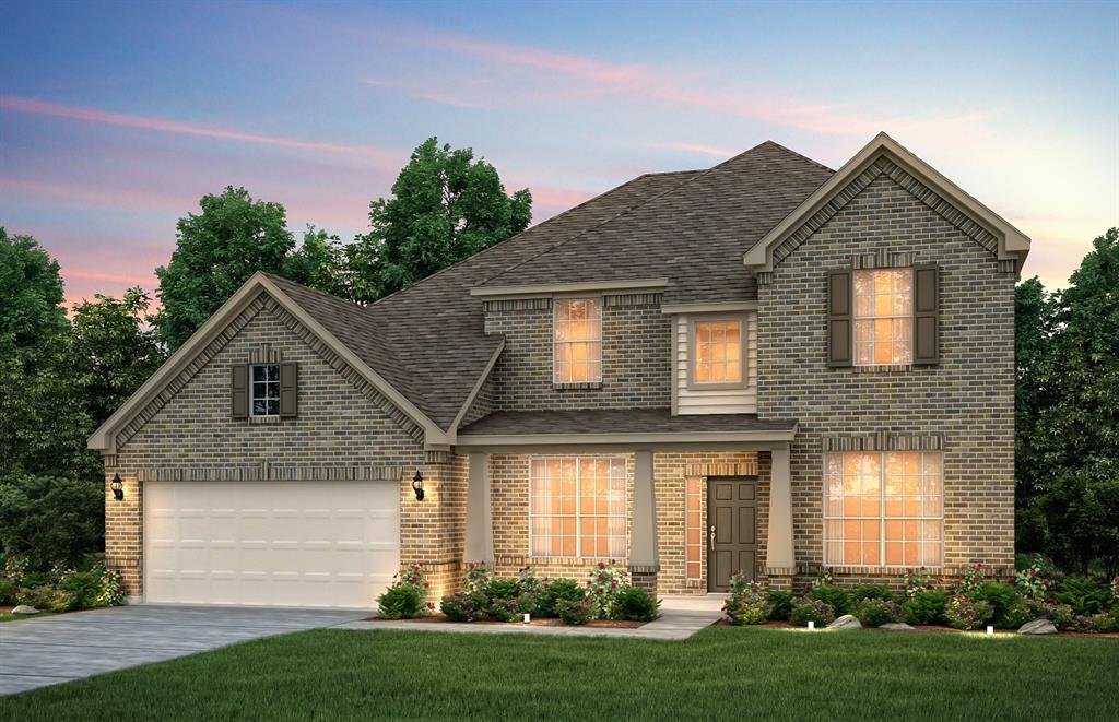 23106 Mulberry Thicket Trail, Katy, Texas 77493, 5 Bedrooms Bedrooms, 13 Rooms Rooms,4 BathroomsBathrooms,Single-family,For Sale,Mulberry Thicket,98889043