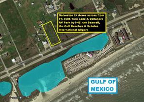 11126 Termini San Luis Pass Road, Galveston, TX 77554