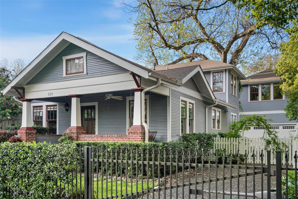 Beautifully remodeled Historic, 4 bedroom home located on Bayland Avenue, one of the the most sought after, tree-lined streets in Houston. Per the seller, the extensively renovated and expanded in 2013.