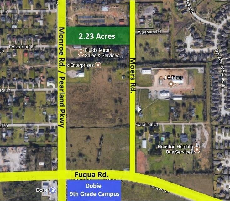 10314 Moers Road, Houston, TX 77075