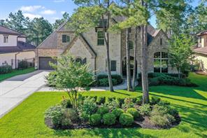 62 S Shasta Bend Circle, The Woodlands, TX 77389