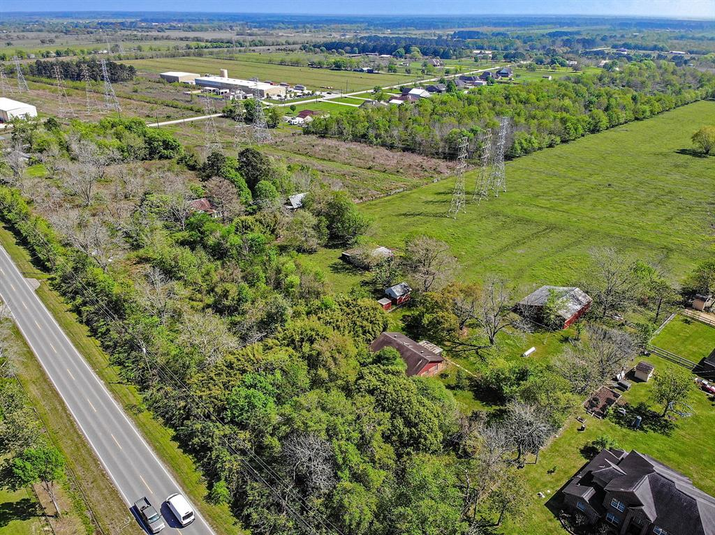 371' Frontage on Bohemian Hall Rd. Don't miss out on this 31.86 acres (including easements). COMMERCIAL OR RESIDENTIAL. Beautiful property located in growing area of Crosby off of FM 1942 and close to I-10. Three tracks of land totaling 31.86+ acres per survey including easements. Property runs deep with frontage on Bohemian Hall.
