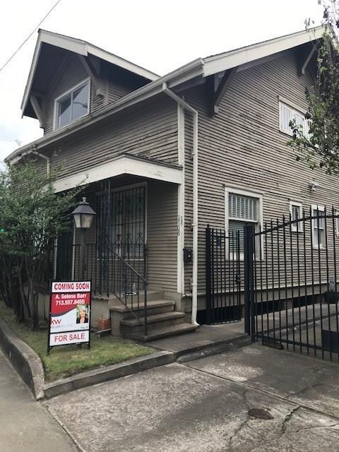 1708 Sawyer Street, Houston, TX 77007