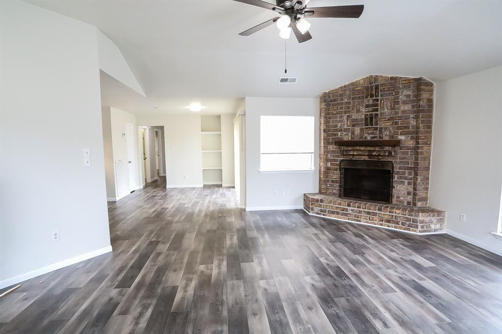 Beautiful completely remodeled house in the International District. House has many of upgrades in 2020 with new roof, new AC, new paint, new flooring, new kitchen, new bathrooms, new granite, new stove and dishwasher, new ceiling fans, new faucets and vanities. One extra room can be used as an office or a bedroom.  House sits in a corner lot and is very convenient to shopping. dinning and entertainment and closed to Belway 8  House did not flood in Harvey.