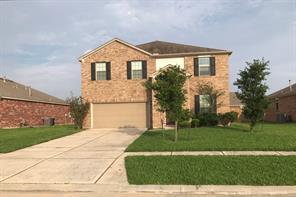 1115 N Messina Lane, Richmond, TX 77469
