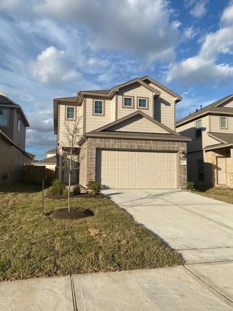 14926 Aberdeen Meadow Lane, Houston, TX 77053