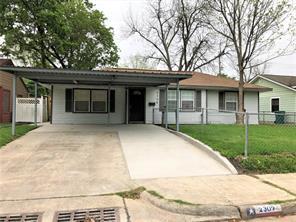 2309 Camille Street, Pasadena, TX 77506