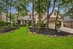 6 Cane Mill Place, The Woodlands, TX 77382