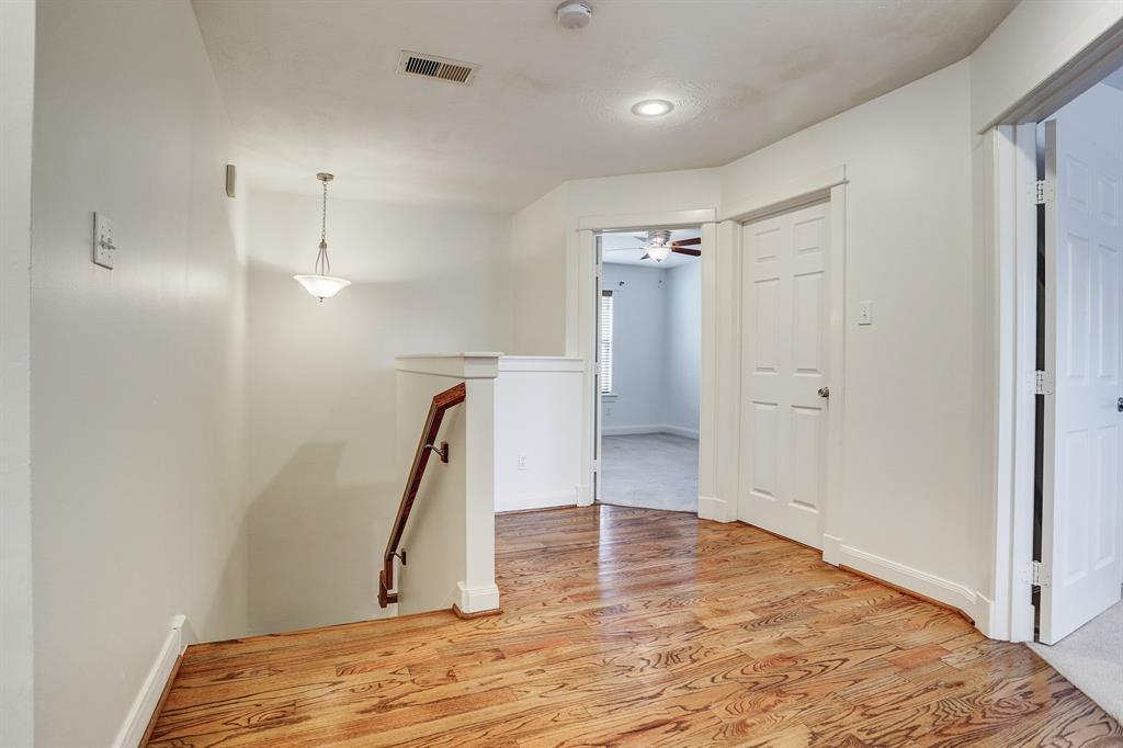 Spacious landing and rooms perfectly appointed for privacy.