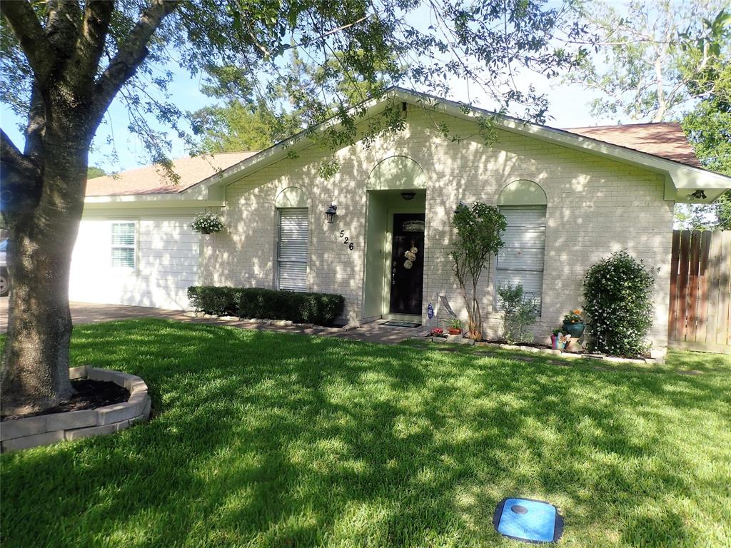 526 Irene Drive, Highlands, TX 77562