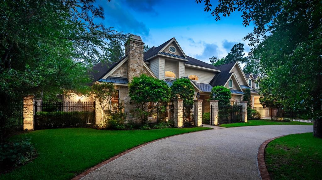 This magnificent estate is in  Cascade Canyon  and has everything your family could hope for – large lot, circular drive, wrought iron gated entry into a courtyard , two  double garages and a large portico where the children can play behind the gated drive.  Inside you find he highest quality construction, Kirkpatrick built with a sweeping staircase, overlooking the openness of the living with fireplace flanked by built-ins,  dining with built in china cabinet, and entry with two story ceiling opening the view to the lush, private, outdoors with pool and spa and outdoor kitchen.  The study is off the entry and opens through French doors to the courtyard and has a floor to ceiling stone fireplace and beams.  Also downstairs is a large master suite with wood flooring, a second bedroom down and a gourmet kitchen with breakfast bar and center island.  Upstairs has a game room, media room, three additional bedrooms and a large finished bonus room for all sorts of fun activities.  Must see!