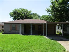 1203 Leggett, Galena Park TX 77547