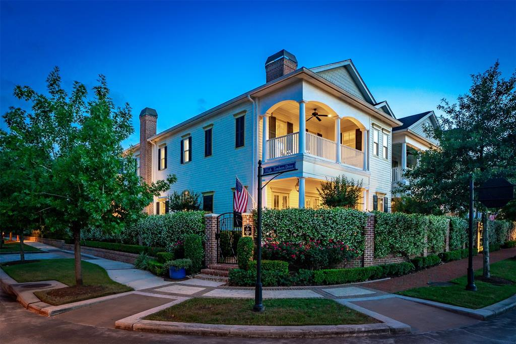 An East Shore beauty on a corner lot across from the park and East Shore Clubhouse.  Remodeled  in 2017 by Mary Ross, the home has the classic design and charm of the Southern era with a cozy front porch to rock away the hours and a balcony off the master bedroom upstairs.  Elevator shaft for addition of elevator, wood floors throughout most of the home, and wrought iron fencing covered by fragrant Jasmine in the Spring.  A study as you enter on the left through French doors has a fireplace with the dining room on the opposite side of the fireplace.  A large den with another fireplace, adjoins the dining and kitchen featuring a six burner plus griddle Viking Stove a walk-in pantry and a dynamic island with lush wood top and a cozy breakfast area overlooking the brick paved courtyard with a spa .  Upstairs is the master and three additional bedrooms, a long desk area and a sitting area/game room.  You  just need to see this one for sure.