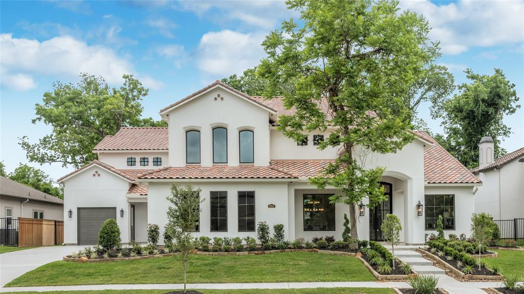 Welcome to Jamestown Estate Homes' model home--now open! Visit us in the gated Fox Bend neighborhood of Sienna. This 5808 sq. ft. Santa Barbara style home is perfect for modern families. Upon entering the home through double doors, you'll see a graceful dining room with 2-story ceiling, bringing in natural light. The great room flows to the kitchen, breakfast room and wet bar. The study and separate home office, plus a mud room off the garage, make this home as functional as it is beautiful. A 1st floor gameroom leads to a stunning outdoor living space. The fireplace and summer kitchen complete this impressive area.  Guests will love their private suite, set away from the other bedrooms in the home. The master suite is sure to impress, with a groin vault ceiling in the master bath, oversized walk-in shower, and massive his and hers closets. Further, you'll find three generous bedrooms and a media/flex room upstairs. These spaces will allow you plenty of room to spread out and enjoy!