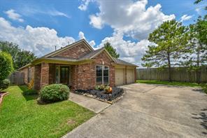 17607 Burkhart Ridge Drive, Houston, TX 77095