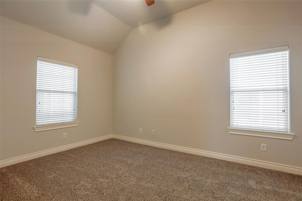 Spacious second bedroom located on 2nd floor.