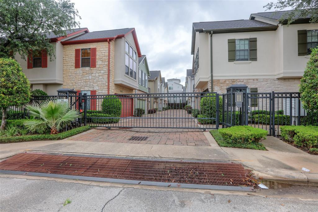 Beautifully maintained gated community.