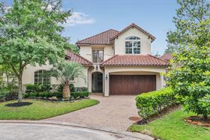 8 Margaux Way, The Woodlands, TX 77382