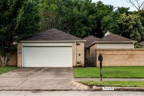 4039 Knoll Glen, Houston TX 77082