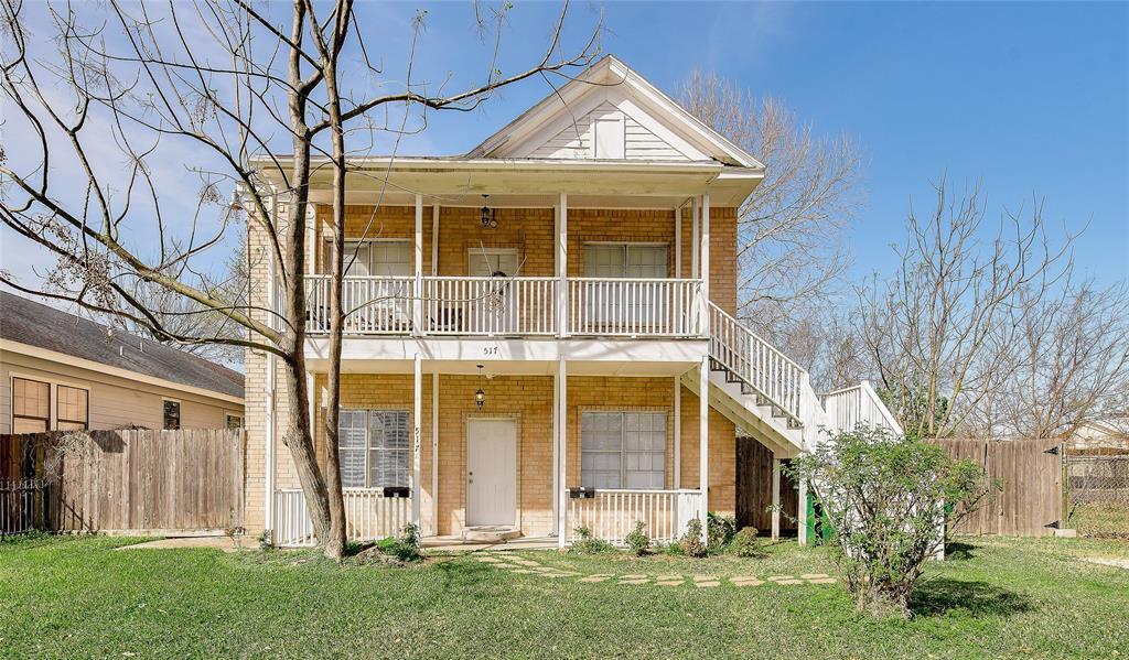 519 Northwood Street, Houston, Texas 77009, 2 Bedrooms Bedrooms, 3 Rooms Rooms,1 BathroomBathrooms,Rental,For Rent,Northwood,26240688