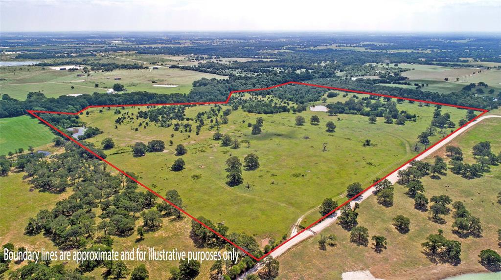 Location! 91.5 acres of rolling improved pasture land now available just a few minutes west of the city limits of Caldwell in Burleson County! This tract features scattered, mature trees with breathtaking views, making the options for a future custom home site ENDLESS! 2 ponds, various elevation levels, and perimeter fencing complete this tract. Currently used for cow/calf operation. This property is a must see - call today to schedule your private tour!