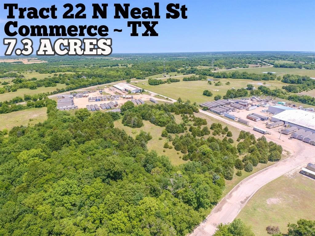 Tract 22 N Neal Street, Commerce, TX 75428