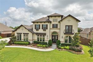 17906 Fairhaven Hills Drive, Cypress, TX 77433