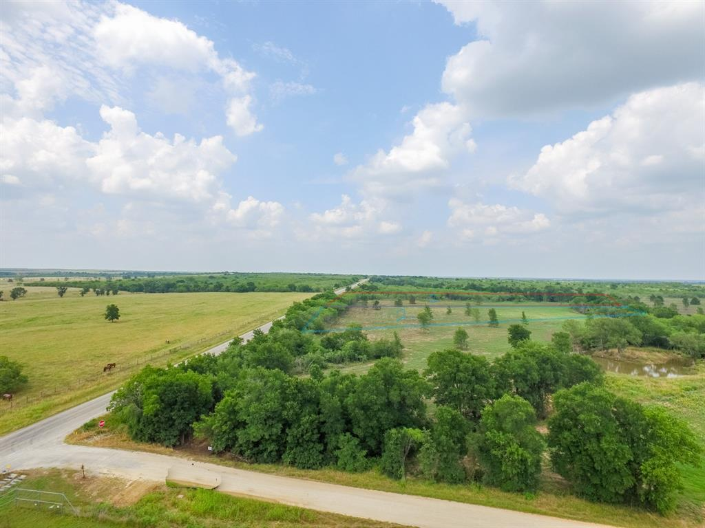 Lot 2 is 3.75 acres and fronts FM 1115 and includes a TXDOT approved culvert (to be installed soon), Fayette County Water Supply line and GVEC utility available in the utility easement. NO Flood plain on these properties. Newly created subdivision Independence Landing in Gonzales county is 10 tracts of 3.7 acres up to 19 acres with mild restrictions. (no manufactured homes among other restrictions)