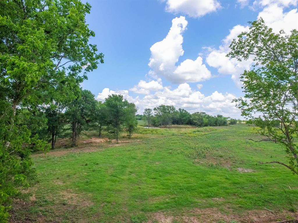 LOT 3 is 5.58 acres and sits on the corner of FM 1115 and CR 451 (Sparta Field Road). Seller has contracted with Fayette County Water Supply Corp and GVEC to have water and electric installed in the easement for these lots to connect to. TXDOT will not allow this culvert on FM 1115. Newly created subdivision Independence Landing in Gonzales county is 10 tracts of 3.7 up to 19 acres with light restrictions (no manufactured homes among others).