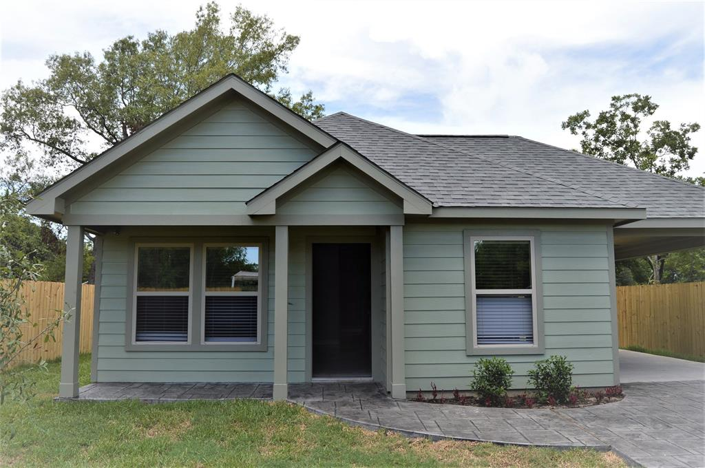 5603 Bacher Street, Houston, Texas 77028, 3 Bedrooms Bedrooms, 5 Rooms Rooms,2 BathroomsBathrooms,Single-family,For Sale,Bacher,13074665