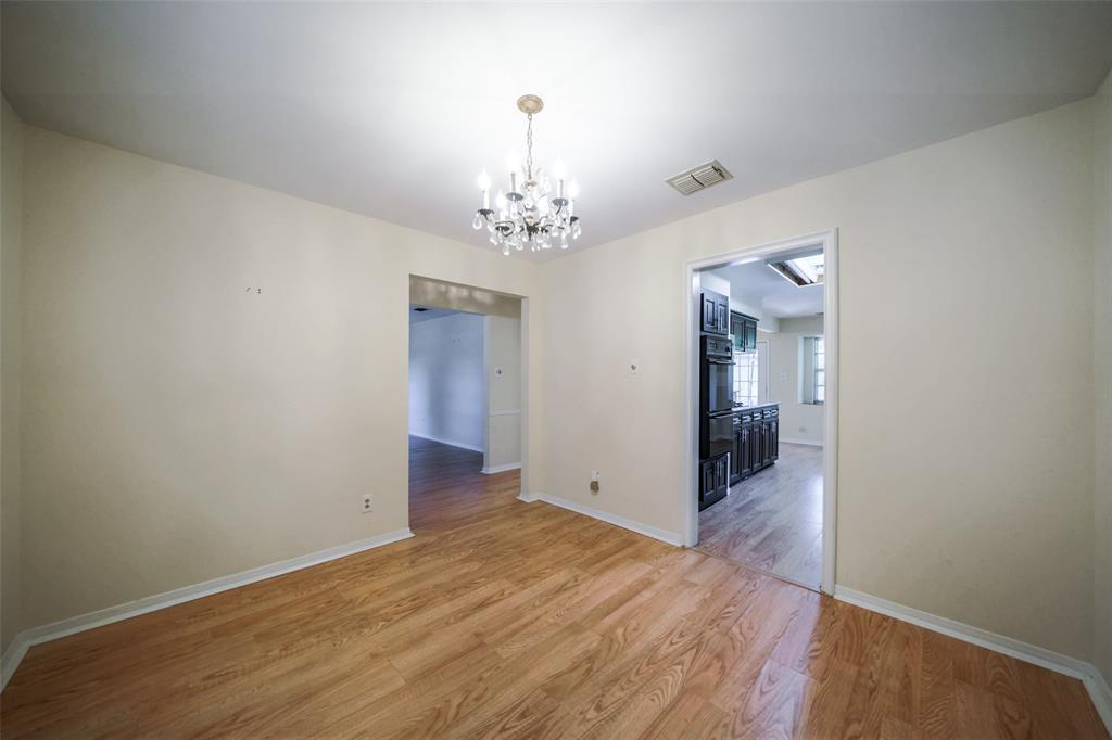 Formal Dining area or whatever you'd like to make of this space.