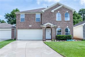 5052 Willow Point Drive, Conroe, TX 77303