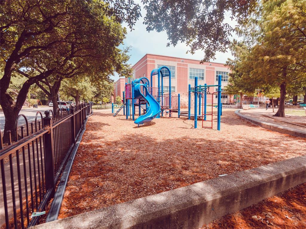 The Travis Elementary School