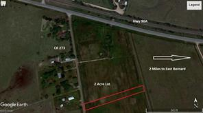 TBD Lot 2 CR 273, East Bernard, TX, 77435