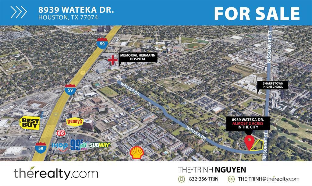8939 Wateka Drive, Houston, TX 77074