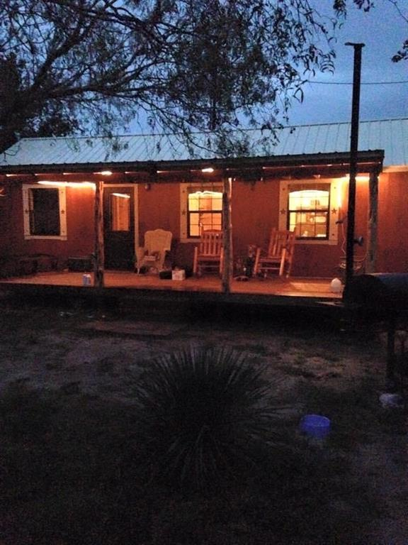 Live Oak County Jewel This is your chance to own one of the nicest properties around. The picturesque 40-acre hunters' haven, includes a nice cabin built in 2015, and two addtl bunkhouses one built in 2019 and one older one. All have ac and heat, wifi and direct tv. The property is loaded with wildlife due to the excellent native tree and brush coverage. Bull mesquites and other large trees are generously scattered throughout the ranch. RV hookups, 4 wheel trails plain fun to explore. Whitetail, hogs, turkey, coyotes, bobcat, varied wildlife. There are two 200 amp service is two 30 amp RV hook ups. Cabins have AC, heat and WiFi and security cameras.