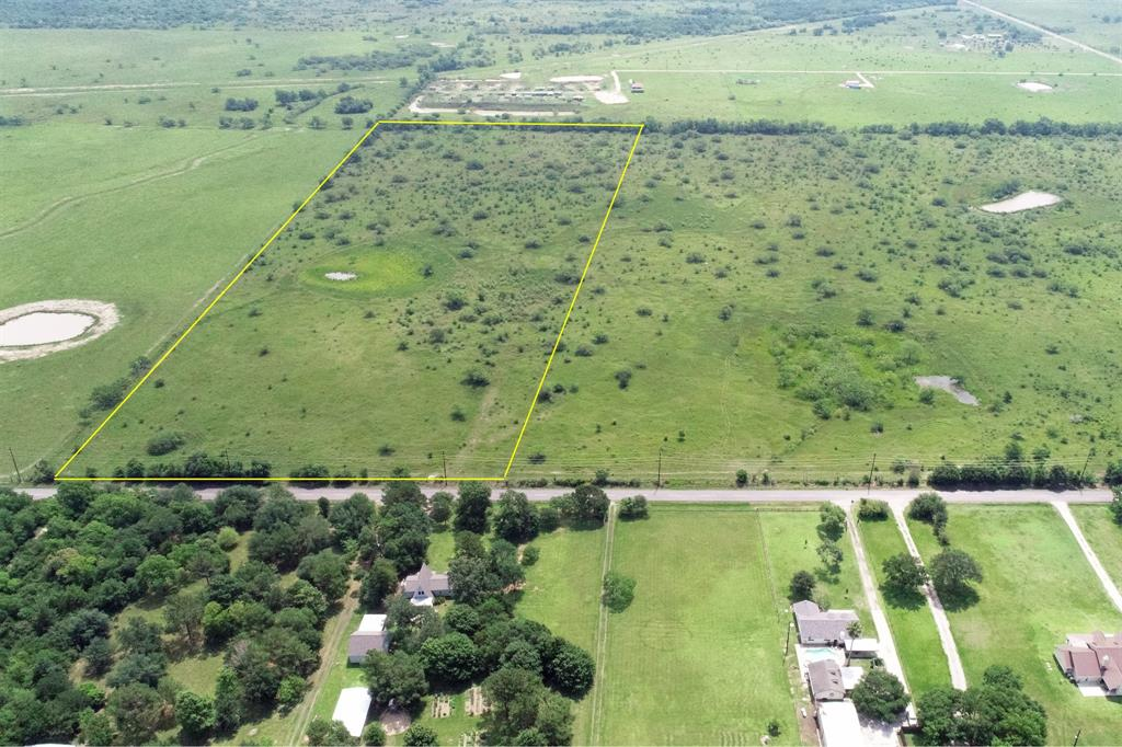 "This 32-Acre tract is UNRESTRICTED, reasonabley cleared, AG EXEMPT, fully fenced and conveniently located just off Highway 90-A. Ideal for a ""gentleman's ranch"" or for development. Upscale homes and nice neighbors across the road. Enjoy fine country living, yet less than 9-minutes to both downtown Rosenberg and the Southwest Freeway. Mineral rights are negotiable. New Survey is required."
