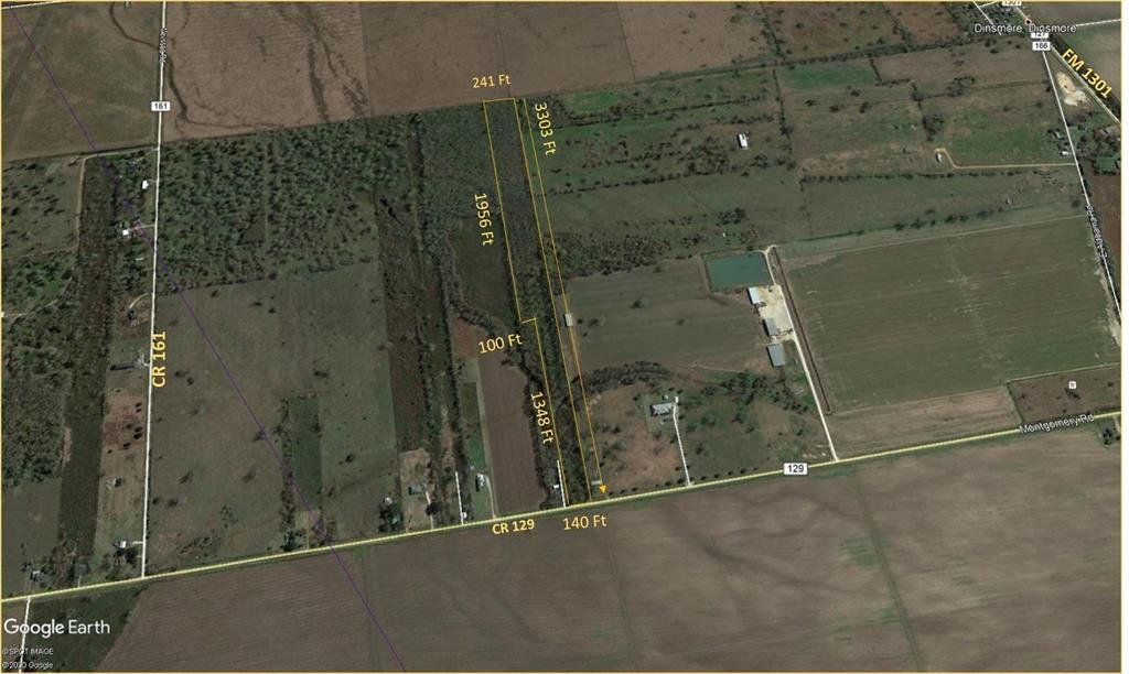 14.93 Acres, unrestricted raw land and wooded for hunting.  1 hour from Houston and 10 minutes from Wharton, great country land to make your own.