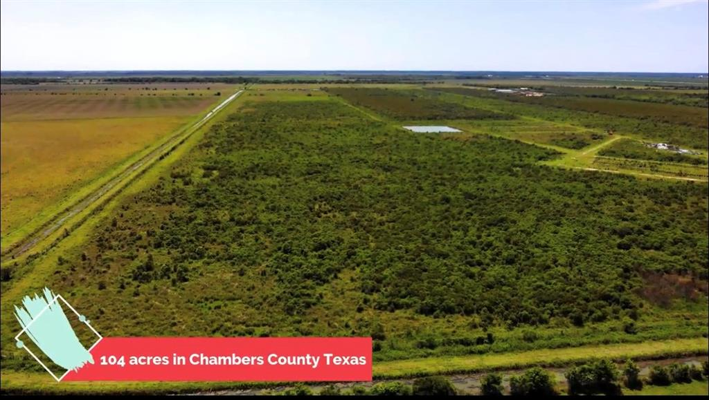 Location Location Location 104.69 Unrestricted Acres located in Anahuac, TX (Chambers County) just a mile off of Interstate 10. Strategically located close to Houston, Trinity Bay, Port of Houston, Galveston and Beaumont this property would make an excellent equipment storage and distribution platform. Currently leased to Cattle Rancher, this AG Exempt Acreage offers incredible opportunities at a market friendly price. Commercial Video Link in Listing, video and all renderings should be considered useful and yet not exact.