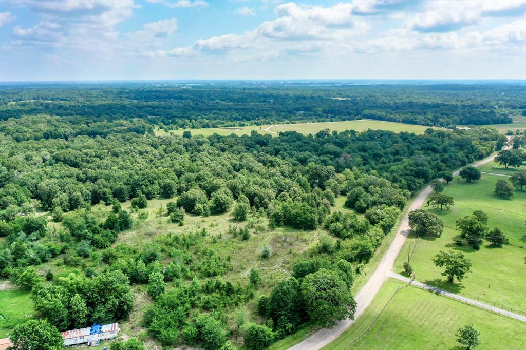 East Madison County Unrestricted Acreage Ready for Your Homesite or Development.  Only minutes from Madisonville, this 24.74 +/- Acreage Tract is located near the Houston - Dallas Corridor off I-45 and Hwy 21 East. This property presents approximately 90% wooded, 10% open, featuring several mature trees, high visibility and has long paved road frontage.  Make this your new homesite as there are several building sites; clear some of the acreage or leave it more natural as the property supports an abundance of wildlife.  For the investor, this tract would offer the opportunity to subdivide into smaller tracts as there is two sides of road frontage.  Build or develop, this attractive property offers multiple opportunities.
