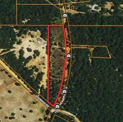 This 4.21-acre tract is a rare find. In the southern part of the country, this tract is heavily wooded with East Texas pines and hardwoods. The property has about 700 feet of road frontage.  It is on the corner of Dogwood Rd and Lilley Yeager.  It is a great place to build that dream home or enjoy it for recreation. Experience country living at it best, just  15 minutes from the convenience of shopping and 50 minutes to Intercontinental Airport. A rare find!