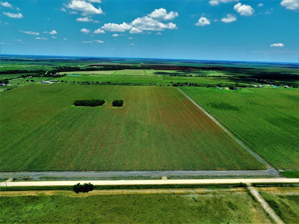 Come build your dream country home and bring your horses or cattle on this 20.84 acre tract ag exempt property! Property has a nice rectangular shape and is currently being leased for farming. Just a little over 10 minutes from El Campo city limits. This property is a blank canvas waiting for you to paint your own masterpiece ranchette! Quiet peaceful living but close enough to the modern conveniences. Come take a tour of this quiet country oasis!!