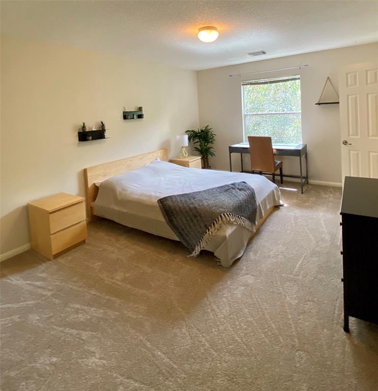 Spacious bedroom #3