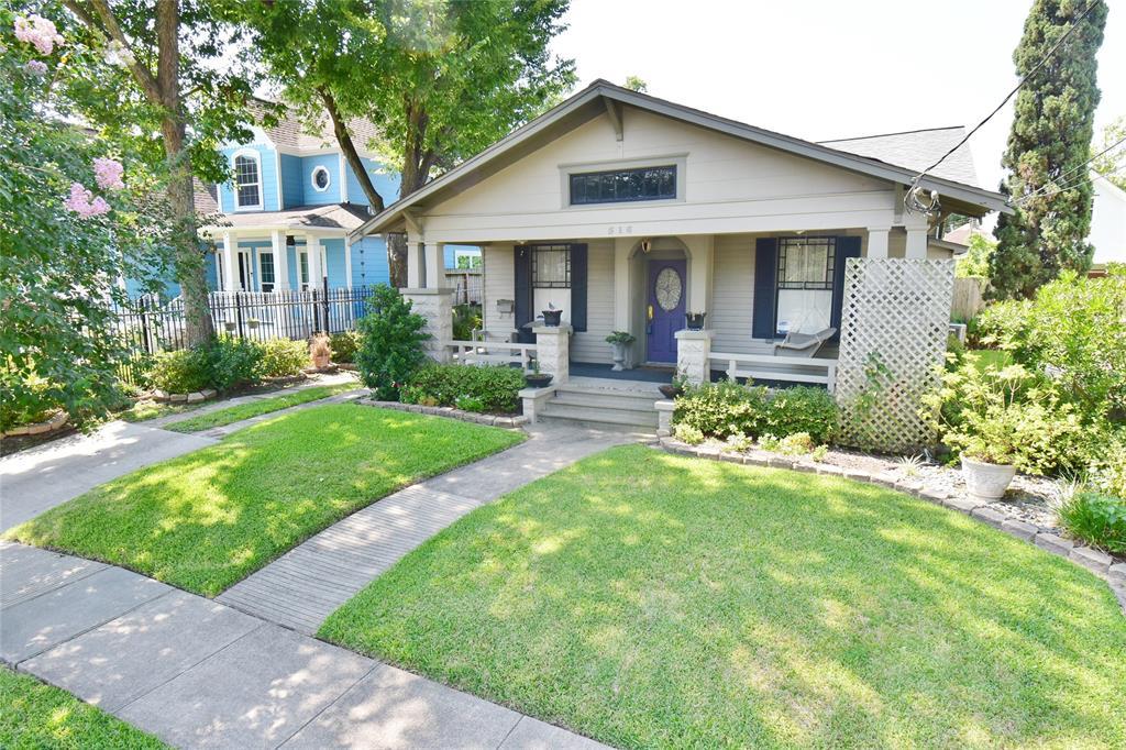 516 Pecore Street, Houston, Texas 77009, 3 Bedrooms Bedrooms, 7 Rooms Rooms,2 BathroomsBathrooms,Single-family,For Sale,Pecore,60616507
