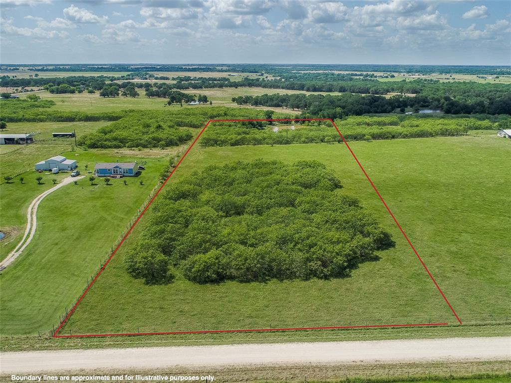 Opportunity awaits the new owner of this beautiful 7 acre tract in northern Brazos County! This property is partially wooded, giving you the freedom to design a home site of your dreams with your custom build while enjoying life in the country! Property features include various vegetation, a pond and electricity on site. Less than 20 minutes to Downtown Bryan and nearby amenities. Call today - this listing will not last long!